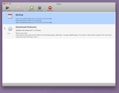 Download free Task Till Dawn for Mac OS X by Oliver Matuschin v.1.7 software 552662